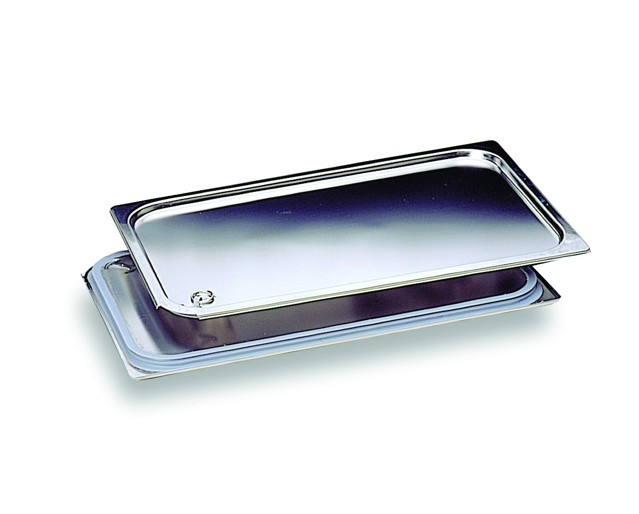 Gastronorm S Steel Spilproof Lid With Silicon Seal