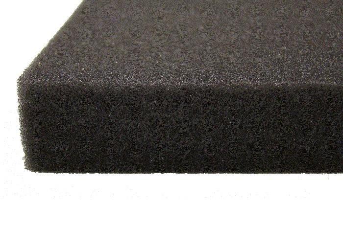 Foam medium density for spacecase